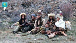 kazakistan halkı